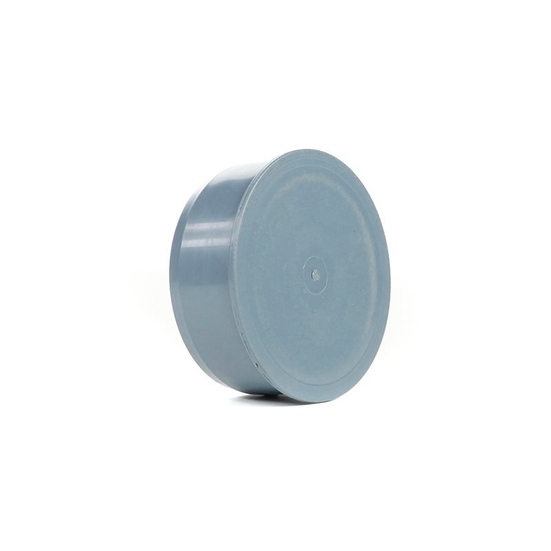 Viemärin tulppa 110 mm Harmaa